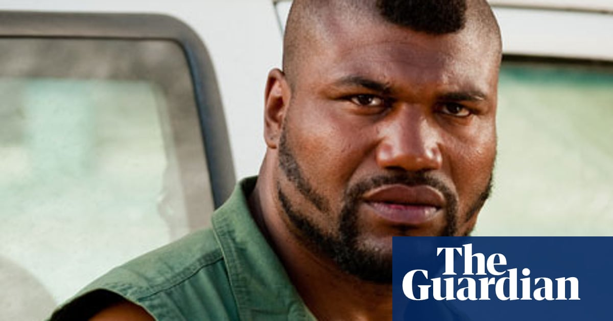One Last Thing Quinton Rampage Jackson Culture The Guardian