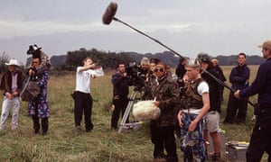 On location for the filming of This Is England, made with funding from the UK Film Council