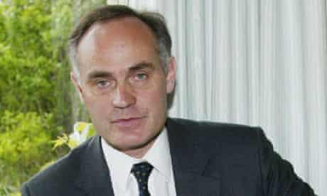 Crispin Blunt, justice minister