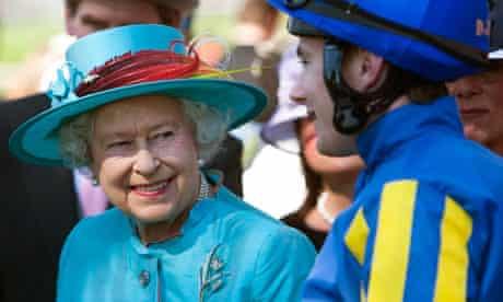 Queen Elizabeth  in Toronto