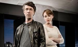 Aidan Gillen and Keeley Hawes star in Identity
