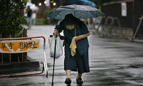 Japanese women have enjoyed the longest life expectancy in the world for over two decades.
