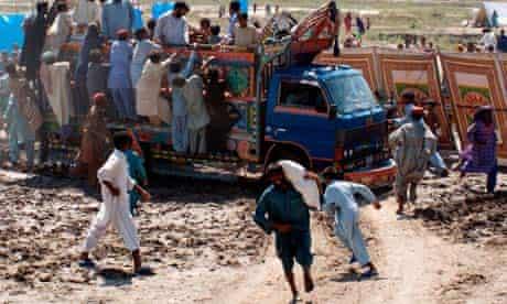 Pakistan flash flood