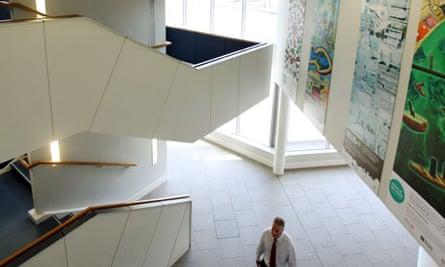 Haverstock school, 2010