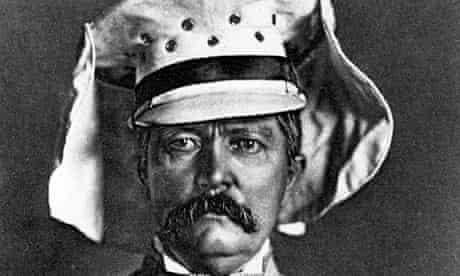 British explorer Henry Morton Stanley