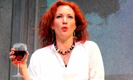 Actor Tanya Franks is the voice of the Kama Sutra, now published as an audiobook.