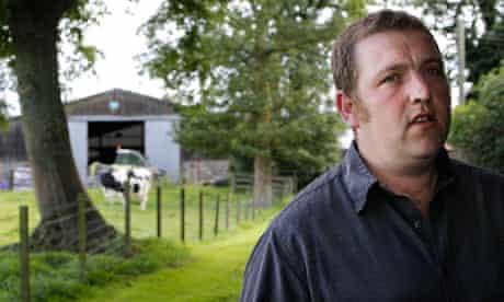 Farmer Steven Innes