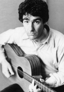 Folk singer Nic Jones in 1980