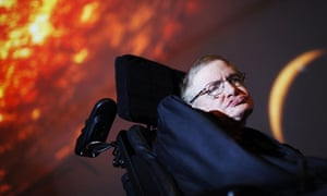 Hawking warning