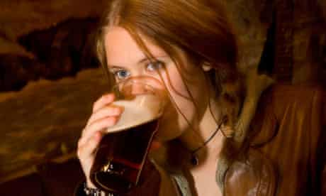 Real ale is enjoying greater popularity among younger drinkers