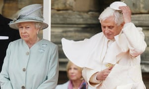 Pope and Queen