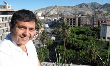Eduardo Olmos, mayor of Torreón
