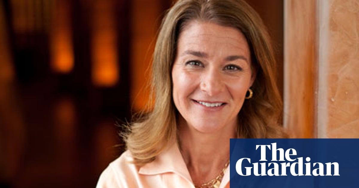 Melinda Gates Gods With Chequebooks Melinda Gates The Guardian