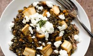 student food lentils