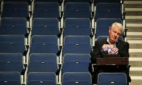 Paddy Ashdown at the Liberal Democrats conference, 2010