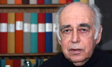 Author Roland Huntford