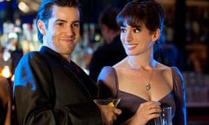 Anne Hathaway and Jim Sturgess filming the adaptation of bestselling novel One Day