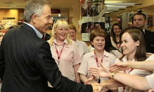 Tony Blair Promotes His Autobiography