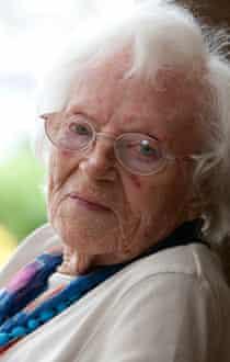 Blitz Marguerite Crowther