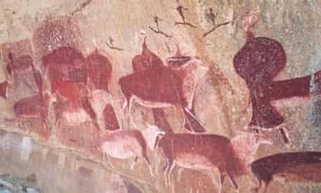 Khoisan-rock art