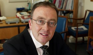 Sir Stephen Bubb, chief executive of the Association of Chief Executives of Voluntary Organisations