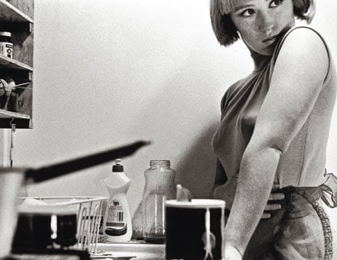 Cindy Sherman Me Myself And I Art And Design The Guardian - Photographer captures photos of desperate men shopping with their ladies