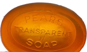 Pears Transparent Soap