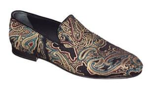 Jimmy Choo men's slipper