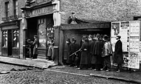 Sidney Street siege of 1910