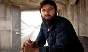 Former Guantánamo inmate Omar Deghayes