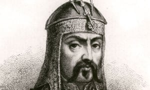 why genghis khan was good for the planet environment the guardian