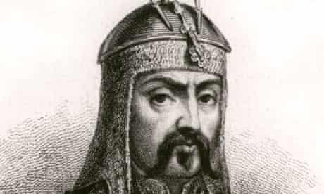 Genghis Khan - Mongul warrior and ruler