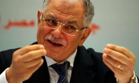 Tunisian foreign minister Kamel Morjane who has resigned