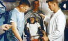 Ham, the chimp that took America into space