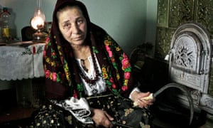 Romanian witches protest over tax