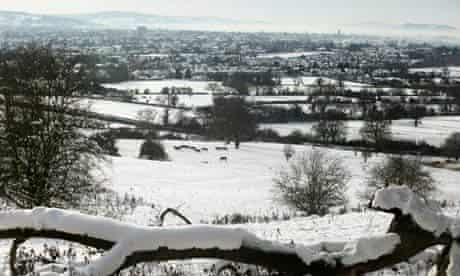 snow to return to southern UK