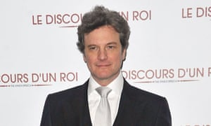 Colin Firth, actor