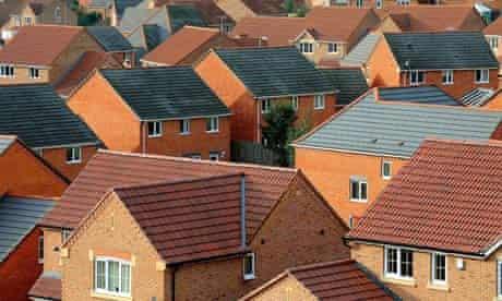 New housing developments