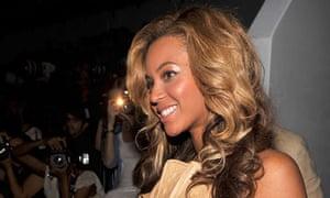 Beyoncé Knowles, September 2011