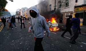 Riots sentences upheld