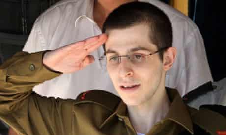 Gilad Shalit health