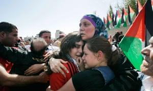 Israel Hamas prisoners