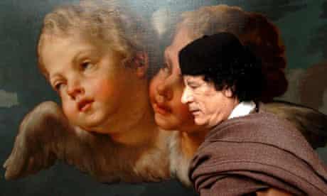 Muammar Gaddafi timeline