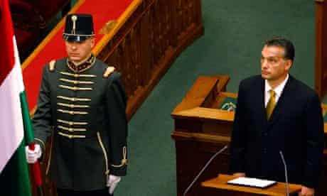 Hungary prime minister, Viktor Orban
