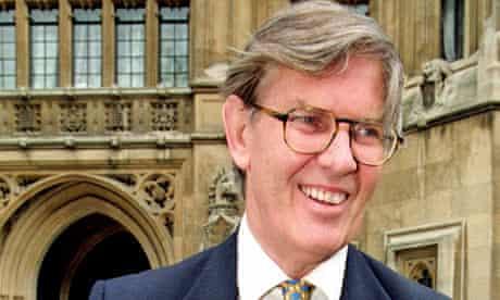 Bill Cash, MP for Stone