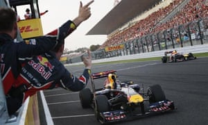 F1 Sebastian Vettel Grand Prix of Japan - Race