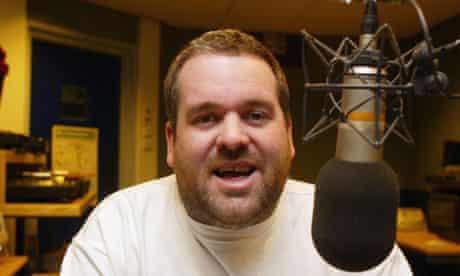 Chris Moyles Takes Over Radio 1 Breakfast Show