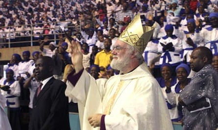 Britain's Archbishop of Canterbury Rowan Williams