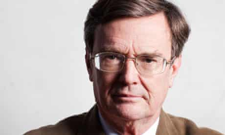 Lord Oakeshott in close-up