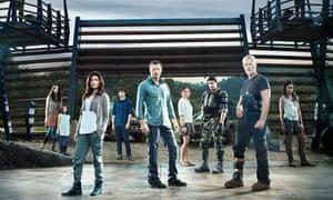 TV review: Terra Nova | Television & radio | The Guardian